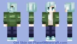 By the way, Can DanPlan Survive MINECRAFT? (Hosuh) Minecraft Skin