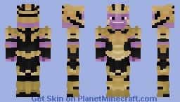 Op THANOS Minecraft Skin