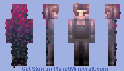 perfectly wrong Minecraft Skin