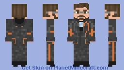 Avengers Infinity war: Tony Stark Minecraft Skin
