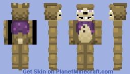 VIRUS aka Malhare Minecraft Skin