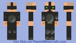Cloaker ( SA51 ) Minecraft Skin