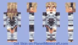 Corrin Minecraft Skin