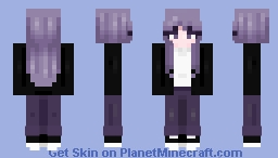 school starts soon... Minecraft Skin