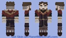 Imperial Bastard Minecraft Skin