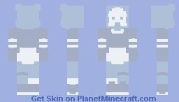 lil friendly discord server Minecraft Skin