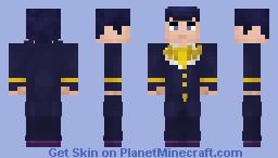 Josuke Higashikata (Diamond is Unbreakable) (1.8) Minecraft Skin
