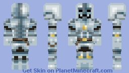 Unknown Guard Knight Minecraft Skin