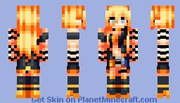 Lily Minecraft Skin