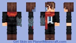 LukaPix 1 Minecraft Skin