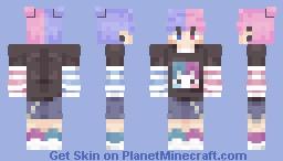 Myself ~ RCE Minecraft Skin