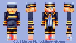 Oliver Minecraft Skin