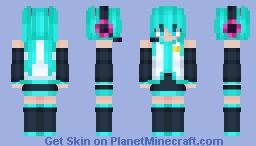 нaтѕυne мιĸυ - Request Minecraft Skin
