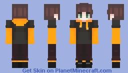 yello Minecraft Skin