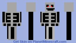 endo bendo Minecraft Skin