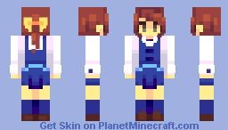 hannah england Minecraft Skin