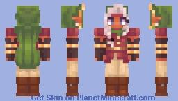 City of Thieves Minecraft Skin