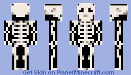 Vince Ribs Minecraft Skin