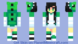 atlas Minecraft Skin