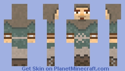 Classic Medieval Farmer [Medieval Times Skin Contest Entry] Minecraft Skin
