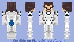 Oh look a fancy skin Minecraft Skin