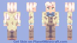 Aziriphale Minecraft Skin