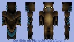 Shrike/behemoth's dauntless  (request) Minecraft Skin
