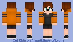 Rebecca Minecraft Skin