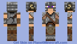 ric day medival armour Minecraft Skin