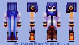 KAITO Minecraft Skin