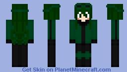 Villain Tsuyu Minecraft Skin