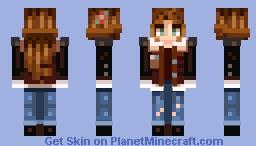Cabin Minecraft Skin