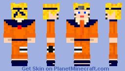 Naruto 51 Minecraft Skin