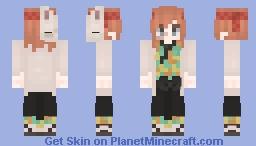 Sabito || Kimetsu no Yaiba || Demon Slayer Minecraft Skin