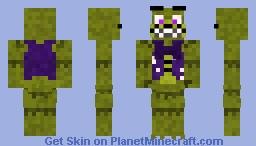 Glitchtrap Minecraft Skin