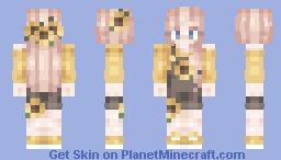 ςħμ ~ Sunflower Minecraft Skin
