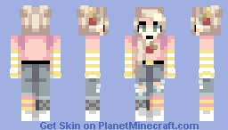took you seriously Minecraft Skin