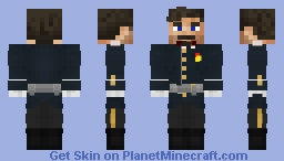 Bogdan - Tsar of nonexisting Empire Minecraft Skin