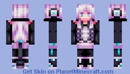 Utatane Piko Minecraft Skin
