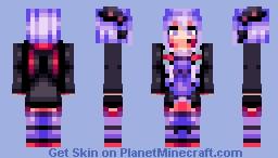 Yuzuki Yukari Minecraft Skin
