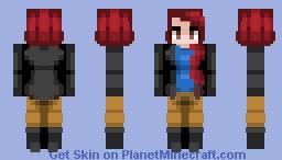 ❥ Julia Minecraft Skin