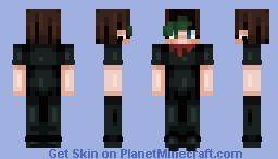 Ant͞isep̷ti̢c̡e̸y͝è Minecraft Skin