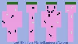Watermelon Man Minecraft Skin