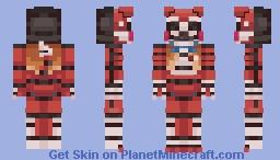 Ruppell Vulpes -???- Minecraft Skin