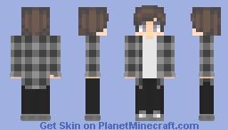 Ggy Minecraft Skin
