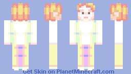 morning dew Minecraft Skin
