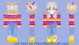 Catalina Minecraft Skin
