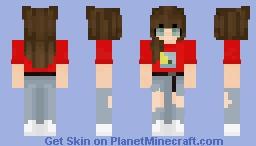 ʙᴏᴀᴛ sʜɪʀᴛ Minecraft Skin