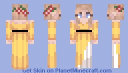 Cielothot [I went back to making Fantasy/Period skins] Minecraft Skin