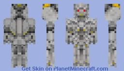 Megatron Transformers 1 Minecraft Skin